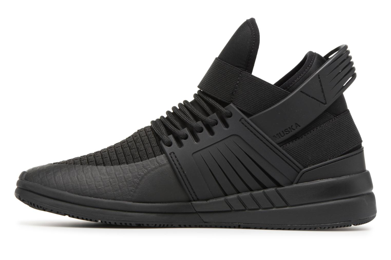 Chaussures de sport Supra Skytop V Noir vue face