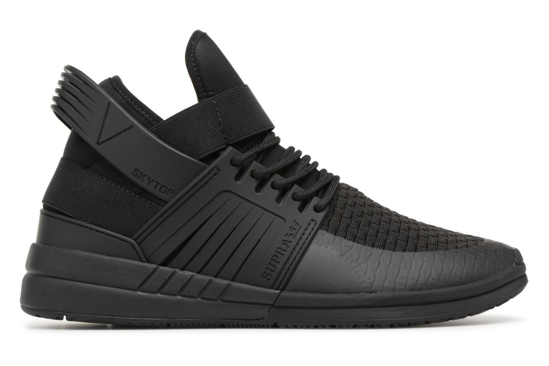 Chaussures de sport Supra Skytop V Noir vue derrière