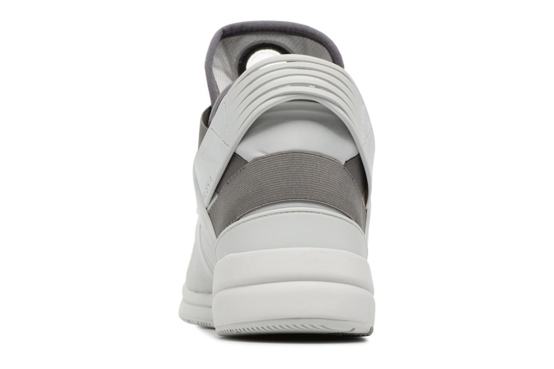 Zapatillas de deporte Supra Skytop V Gris vista lateral derecha