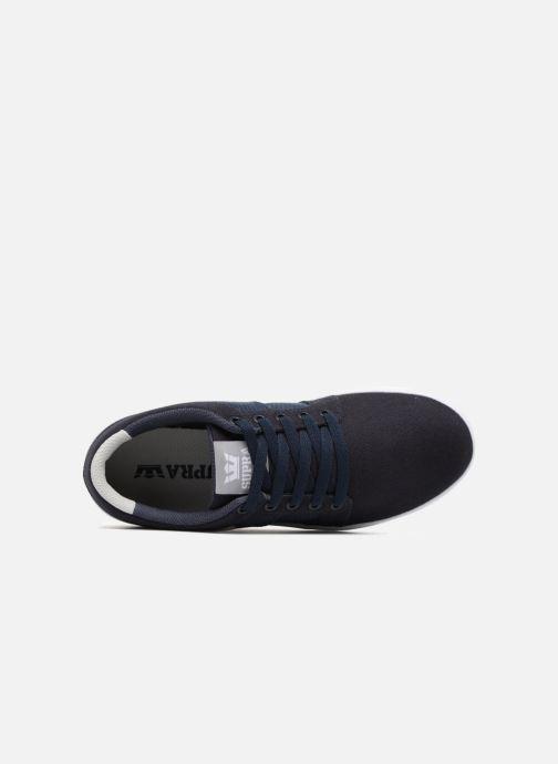 Sneakers Supra Ineto Blå se fra venstre