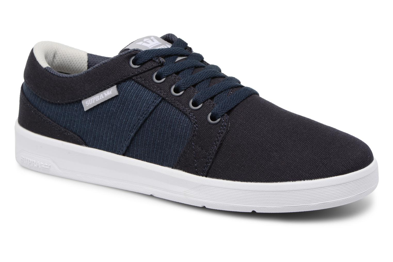 Sneakers Supra Ineto Blå detaljeret billede af skoene