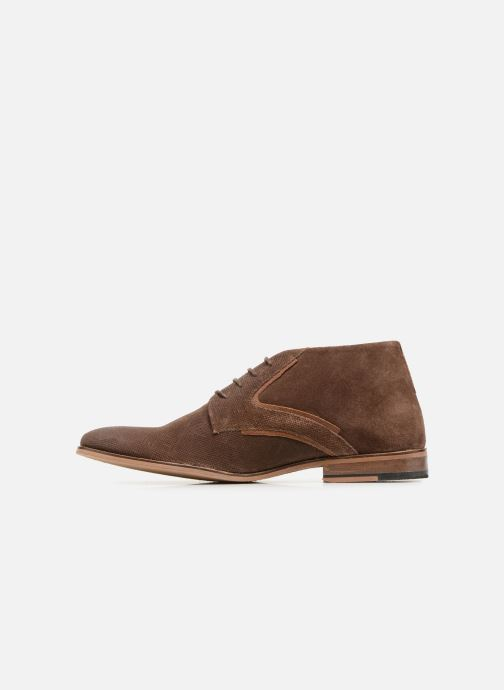 Ankle boots Redskins Nadeol Beige front view