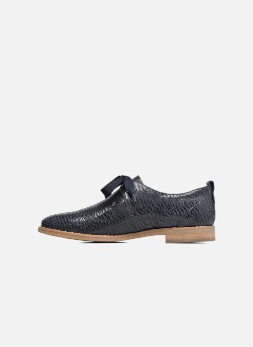 Chaussures à lacets Georgia Rose Nitin Bleu vue face