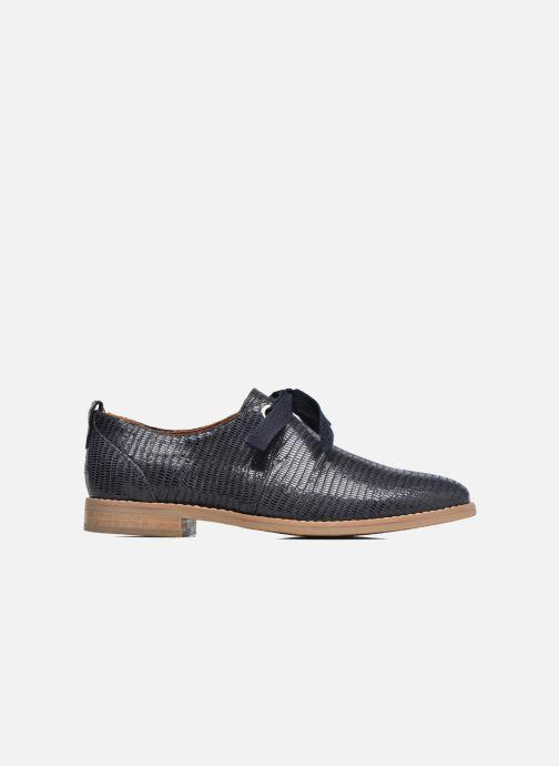 Chaussures à lacets Georgia Rose Nitin Bleu vue derrière