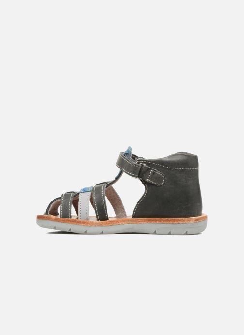 Sandali e scarpe aperte Minibel Matchy Azzurro immagine frontale
