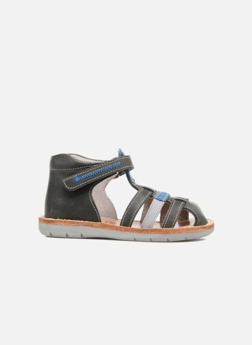 Sandals Minibel Matchy Blue back view