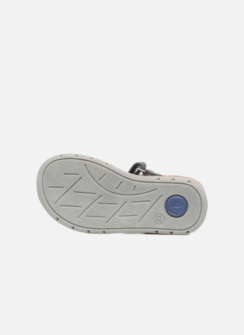 Sandali e scarpe aperte Minibel Matchy Azzurro immagine dall'alto