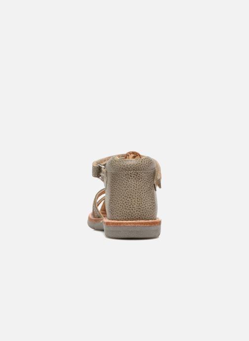 Sandaler Minibel Matchy Brun Se fra højre