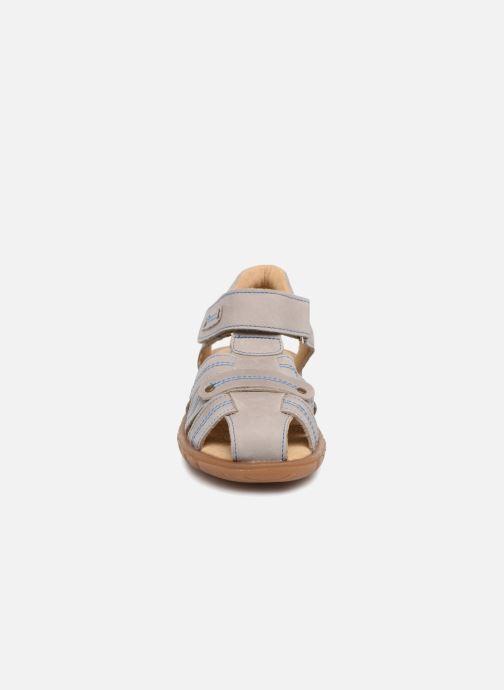 Sandals Minibel Mike Beige model view