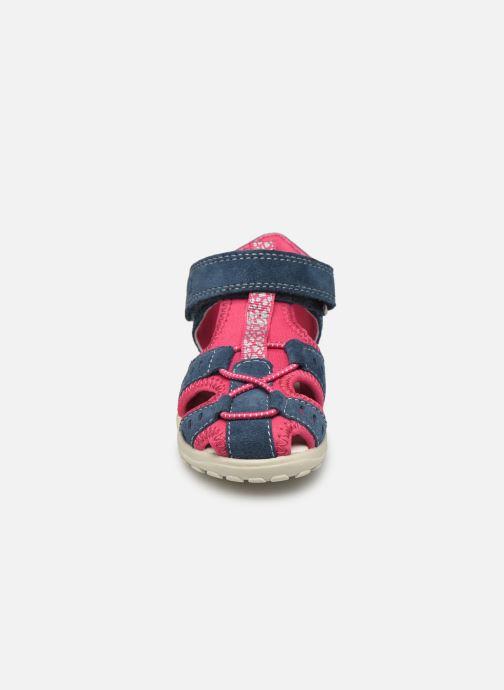 Sandales et nu-pieds Lurchi by Salamander Maxy Bleu vue portées chaussures