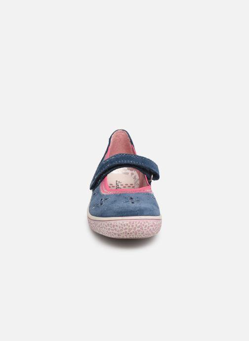 Ballerines Lurchi by Salamander Tiffi Bleu vue portées chaussures