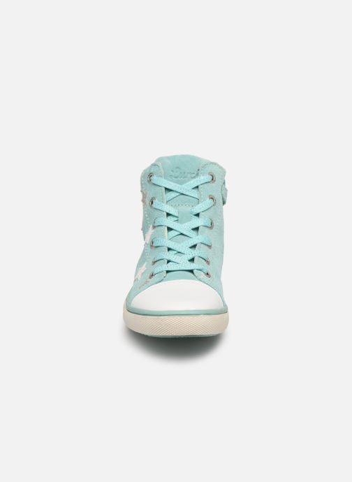Sneaker Lurchi by Salamander Starlet blau schuhe getragen