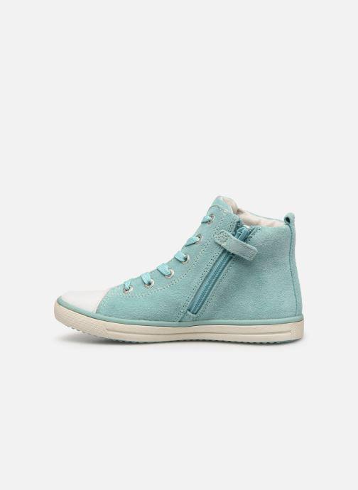 Sneaker Lurchi by Salamander Starlet blau ansicht von vorne
