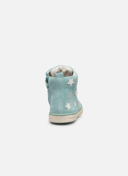 Sneaker Lurchi by Salamander Starlet blau ansicht von rechts