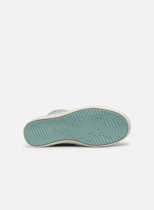 Sneaker Lurchi by Salamander Starlet blau ansicht von oben
