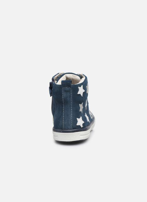 Baskets Lurchi by Salamander Starlet Bleu vue droite