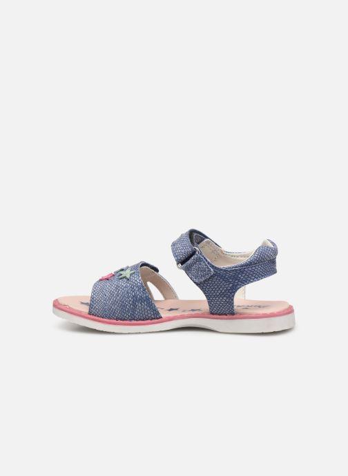 Sandales et nu-pieds Lurchi by Salamander Lulu Bleu vue face