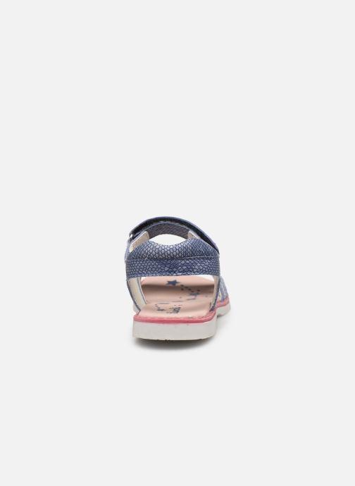 Sandales et nu-pieds Lurchi by Salamander Lulu Bleu vue droite