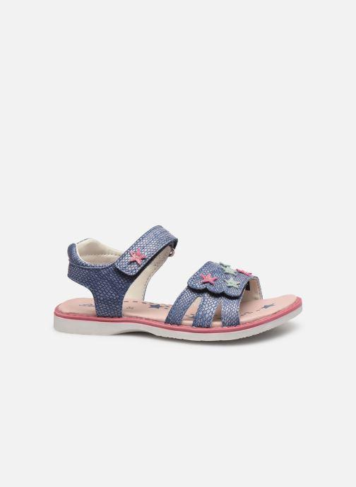 Sandales et nu-pieds Lurchi by Salamander Lulu Bleu vue derrière