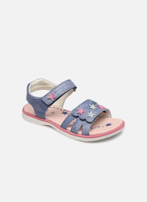 Sandales et nu-pieds Lurchi by Salamander Lulu Bleu vue détail/paire