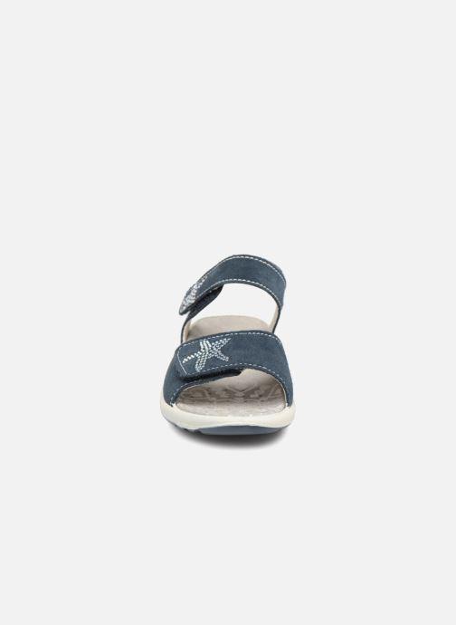 Sandalias Lurchi by Salamander Ferry Azul vista del modelo