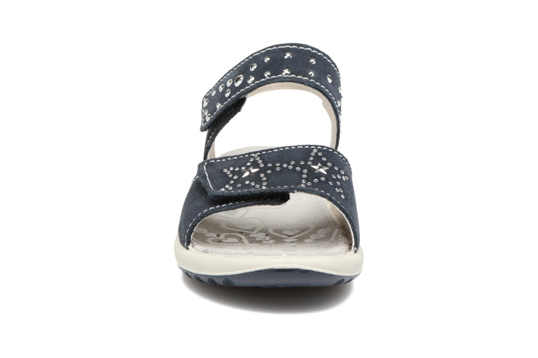 Sandales et nu-pieds Lurchi by Salamander Ferry Bleu vue portées chaussures