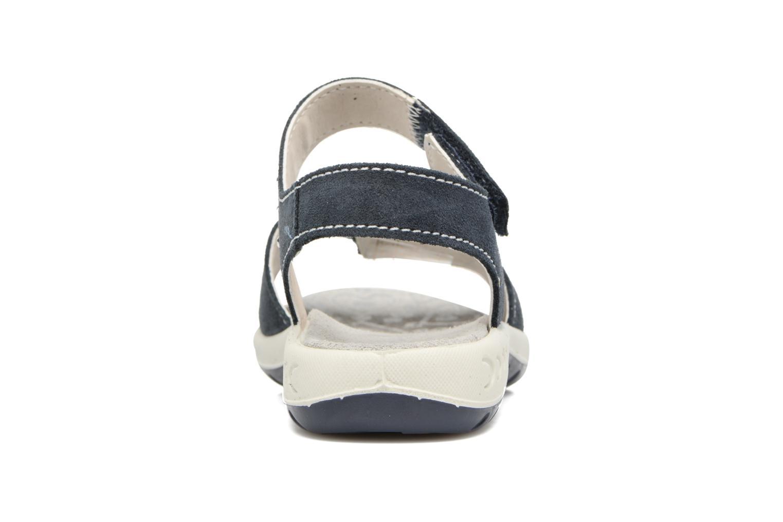 Sandales et nu-pieds Lurchi by Salamander Ferry Bleu vue droite