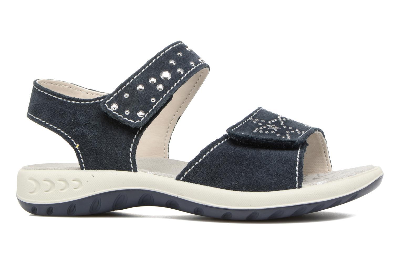 Sandales et nu-pieds Lurchi by Salamander Ferry Bleu vue derrière