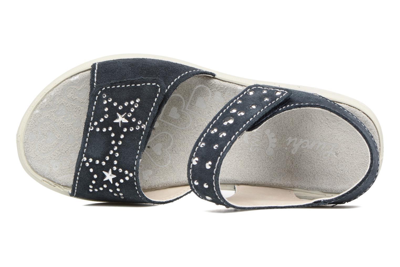 Sandales et nu-pieds Lurchi by Salamander Ferry Bleu vue gauche