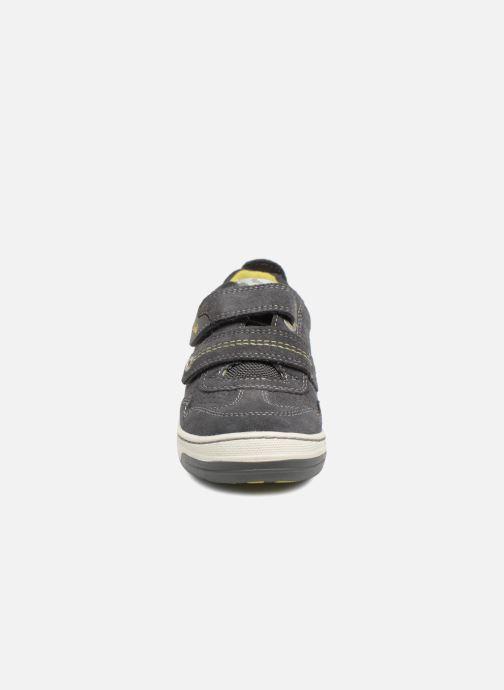 Baskets Lurchi by Salamander Bruce Gris vue portées chaussures