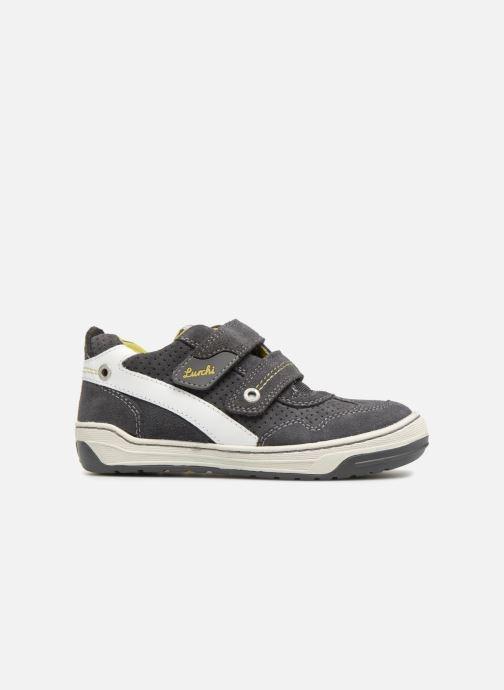 Sneakers Lurchi by Salamander Bruce Grigio immagine posteriore