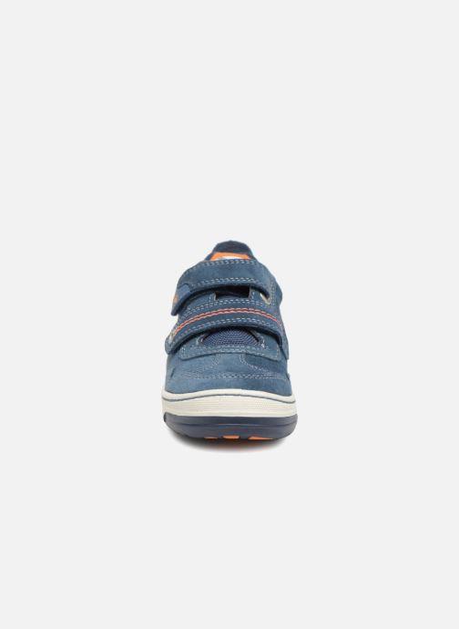 Baskets Lurchi by Salamander Bruce Bleu vue portées chaussures