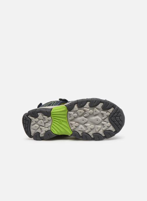 Sandales et nu-pieds Lurchi by Salamander Bobby Bleu vue haut