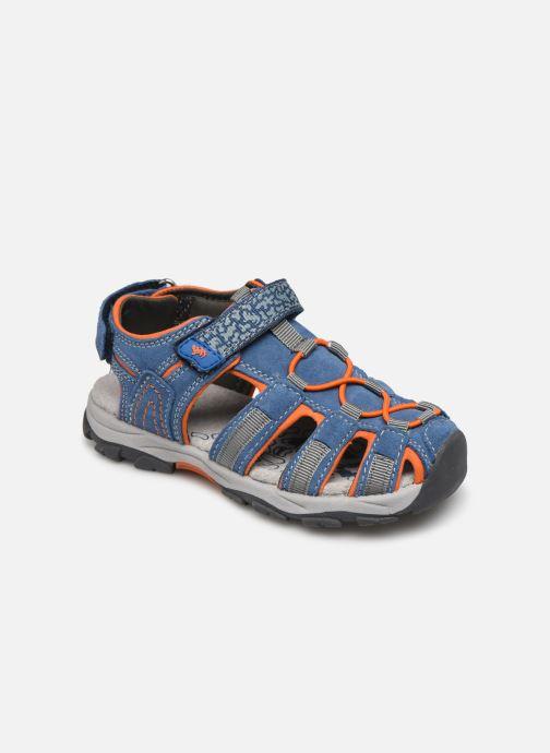Sandales et nu-pieds Lurchi by Salamander Bobby Bleu vue détail/paire