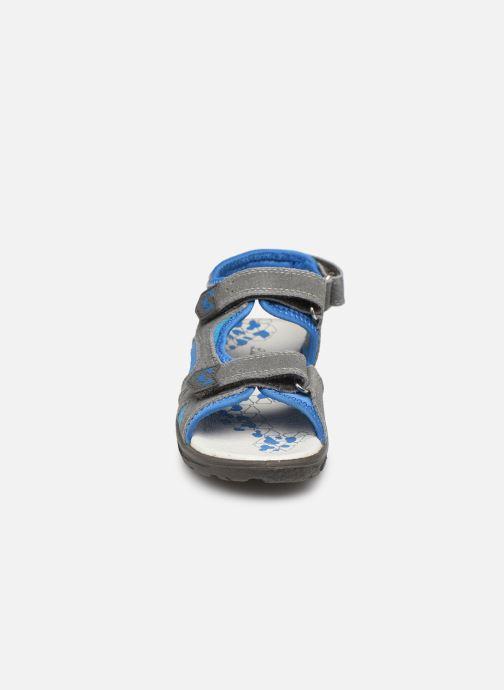 Sandales et nu-pieds Lurchi by Salamander Kreon Gris vue portées chaussures
