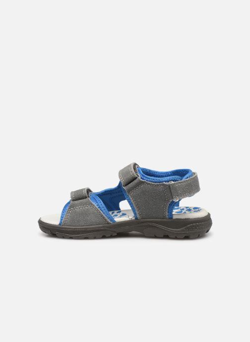 Sandales et nu-pieds Lurchi by Salamander Kreon Gris vue face