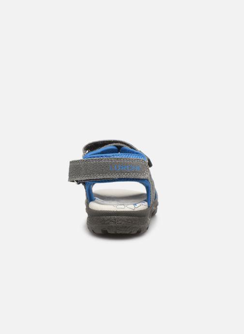 Sandales et nu-pieds Lurchi by Salamander Kreon Gris vue droite