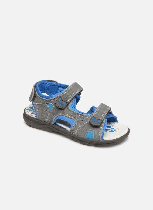 Sandales et nu-pieds Lurchi by Salamander Kreon Gris vue détail/paire