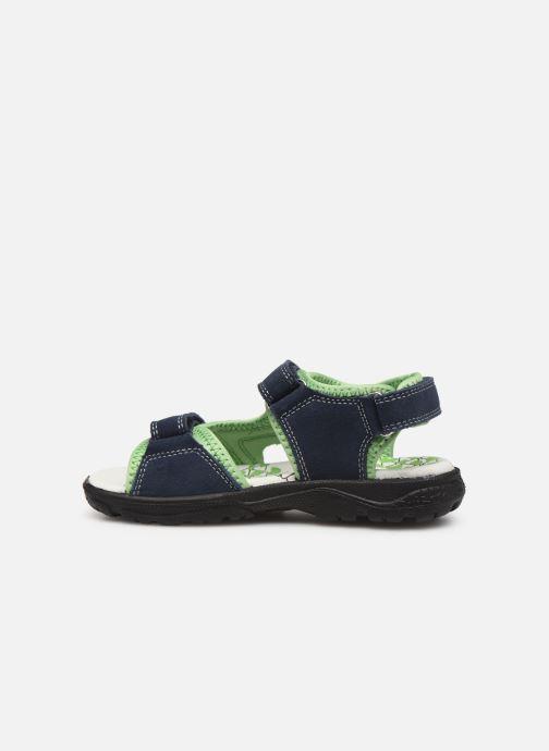Sandales et nu-pieds Lurchi by Salamander Kreon Bleu vue face