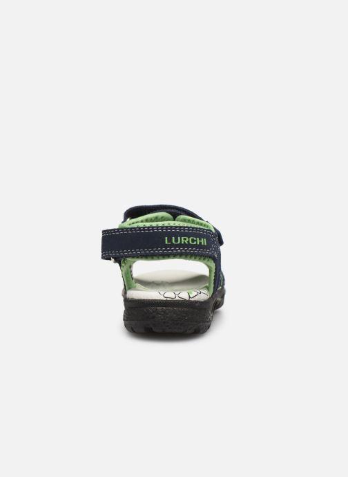 Sandales et nu-pieds Lurchi by Salamander Kreon Bleu vue droite