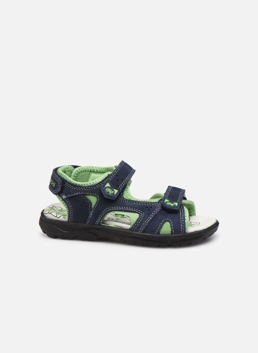 Sandales et nu-pieds Lurchi by Salamander Kreon Bleu vue derrière