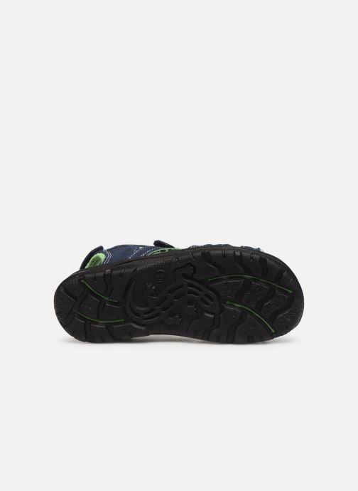 Sandales et nu-pieds Lurchi by Salamander Kreon Bleu vue haut