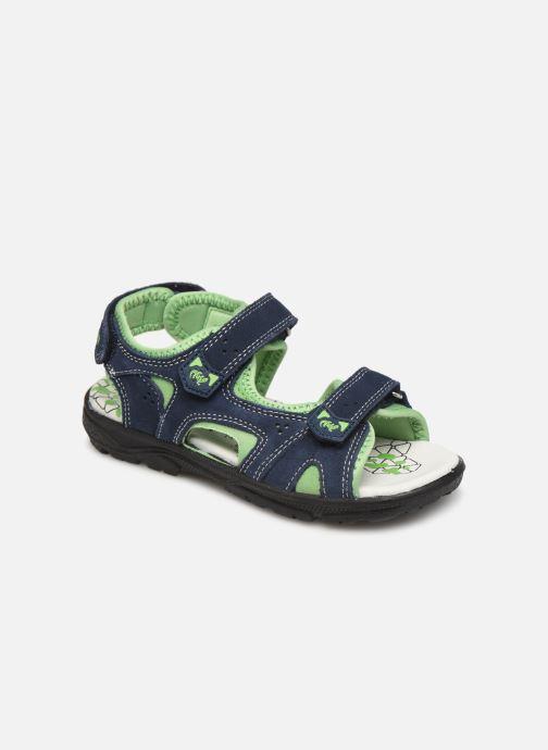 Sandales et nu-pieds Lurchi by Salamander Kreon Bleu vue détail/paire
