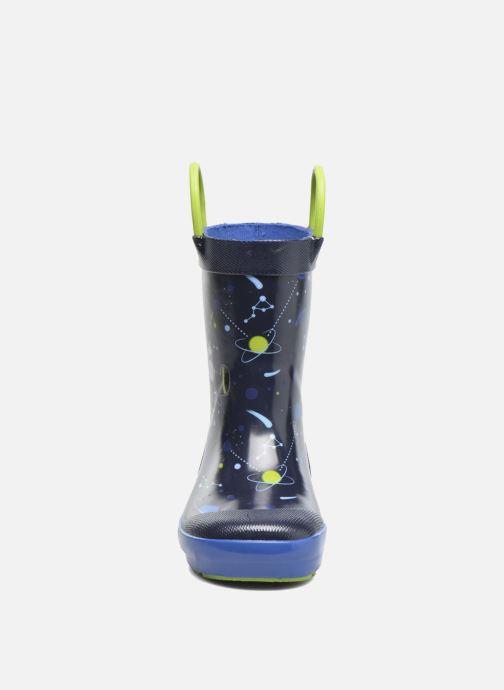 Bottes Kamik Orbit Bleu vue portées chaussures