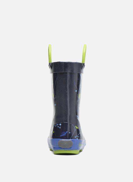 Stiefel Kamik Orbit blau ansicht von rechts