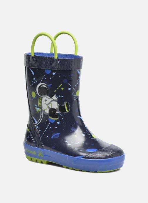 Stiefel Kamik Orbit blau detaillierte ansicht/modell
