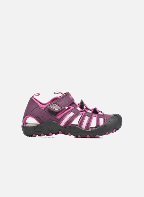 Sandales et nu-pieds Kamik Crab Violet vue derrière