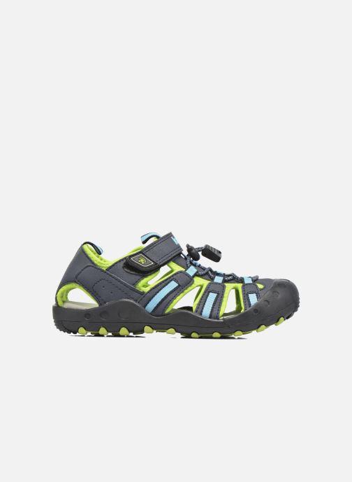 Sandales et nu-pieds Kamik Crab Bleu vue derrière