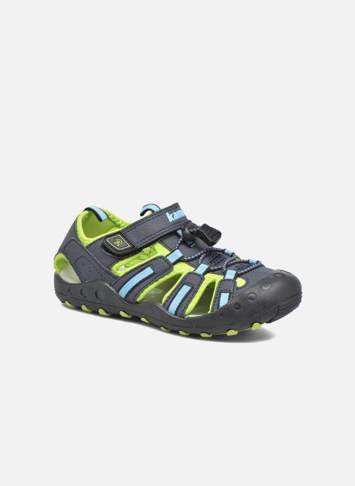 Sandales et nu-pieds Kamik Crab Bleu vue détail/paire