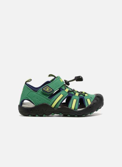Sandales et nu-pieds Kamik Crab Vert vue derrière